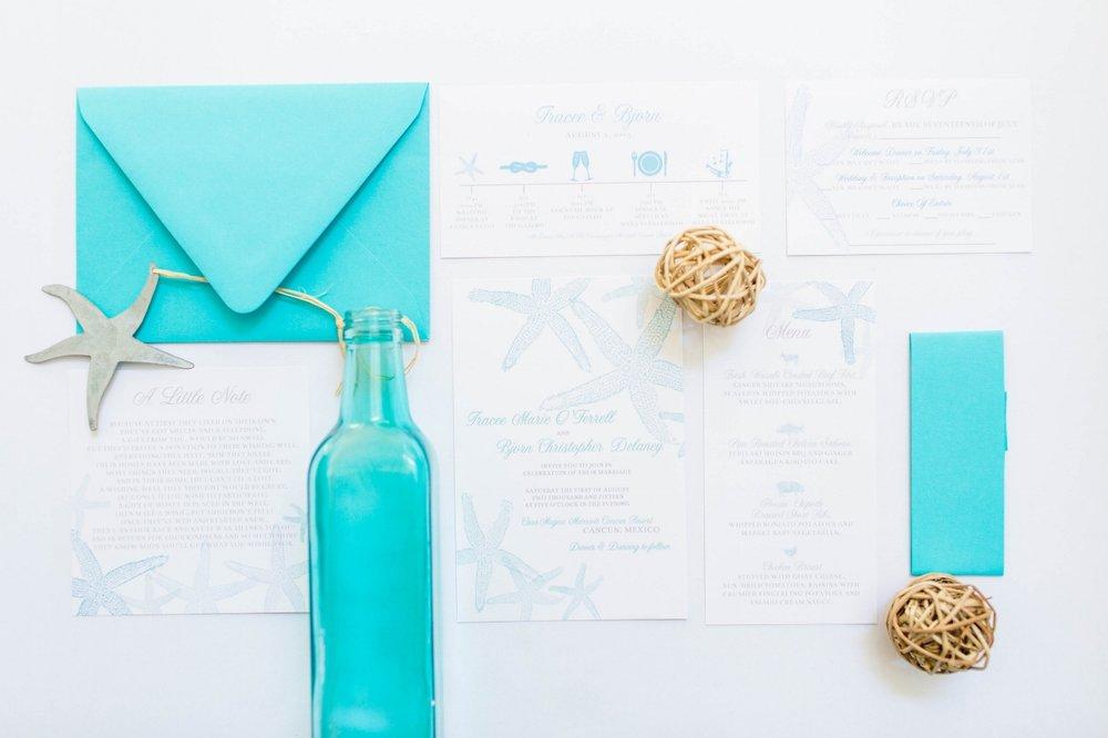 twila and co branding wedding invitations