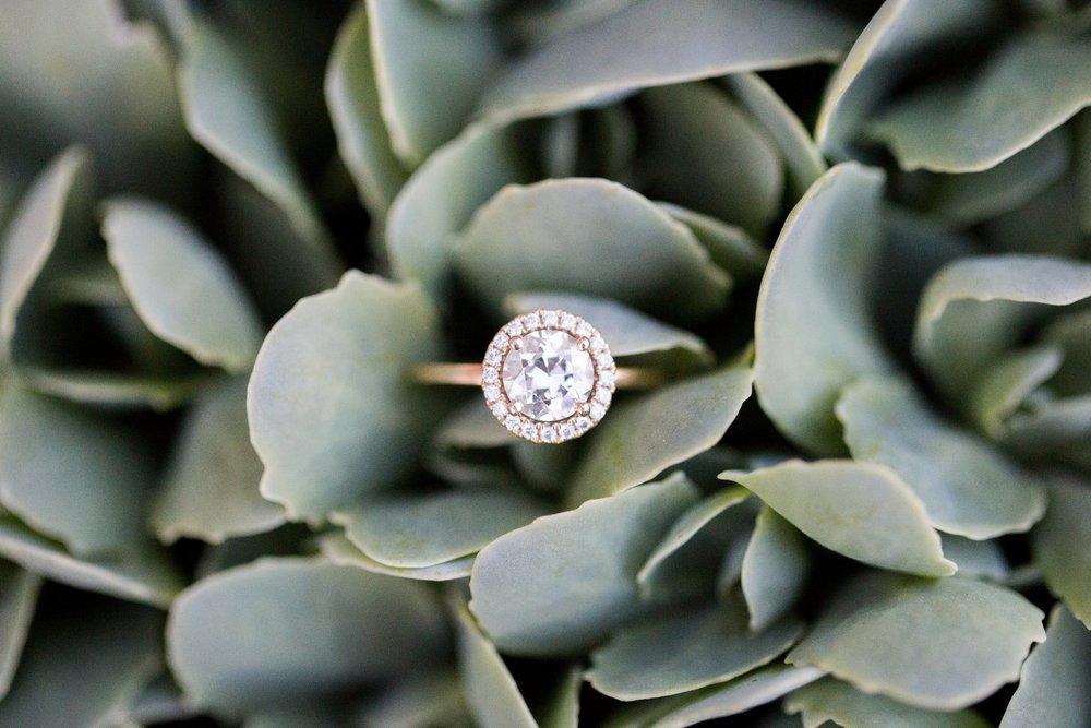 brett denfeld sincerely pete virginia wedding photographer engagement ring shot
