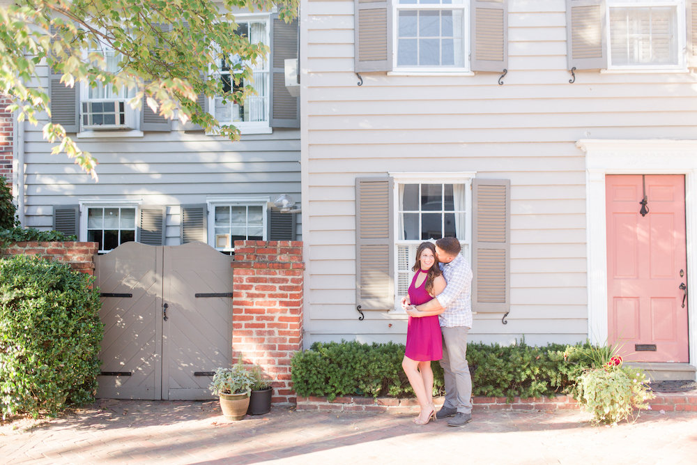 Fall Old Town Alexandria Engagement Photos Megan Kelsey Photography and Sincerely Pete Events - 3.jpg