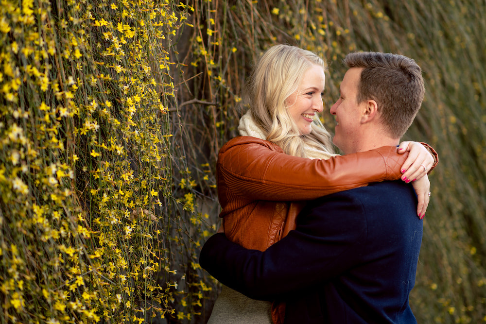 Georgetown Engagement Session Sincerely Pete Events and (Once Like a Spark Photography