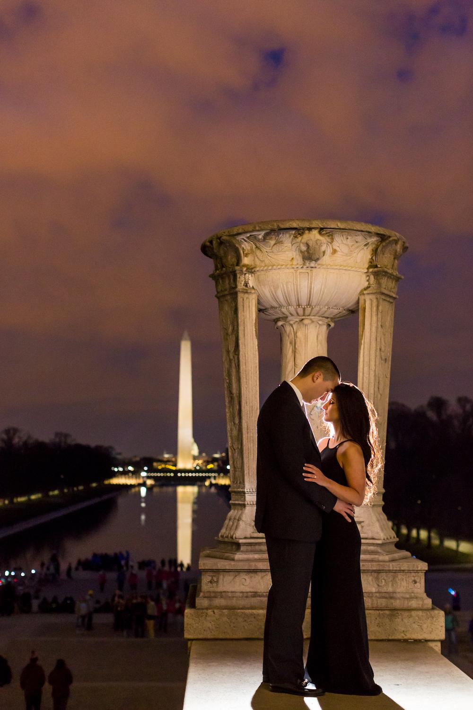 Sincerely Pete Events DC Engagement Shoot © Procopio Photography