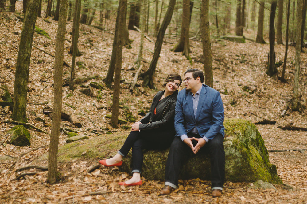 New Hampshire Engagement Session Stephanie Craig Photography Sincerely Pete Events