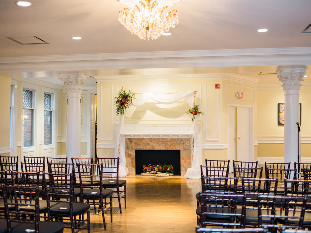 Whittemore House Washington DC Wedding Lissa Ryan Photography Sincerely Pete Events