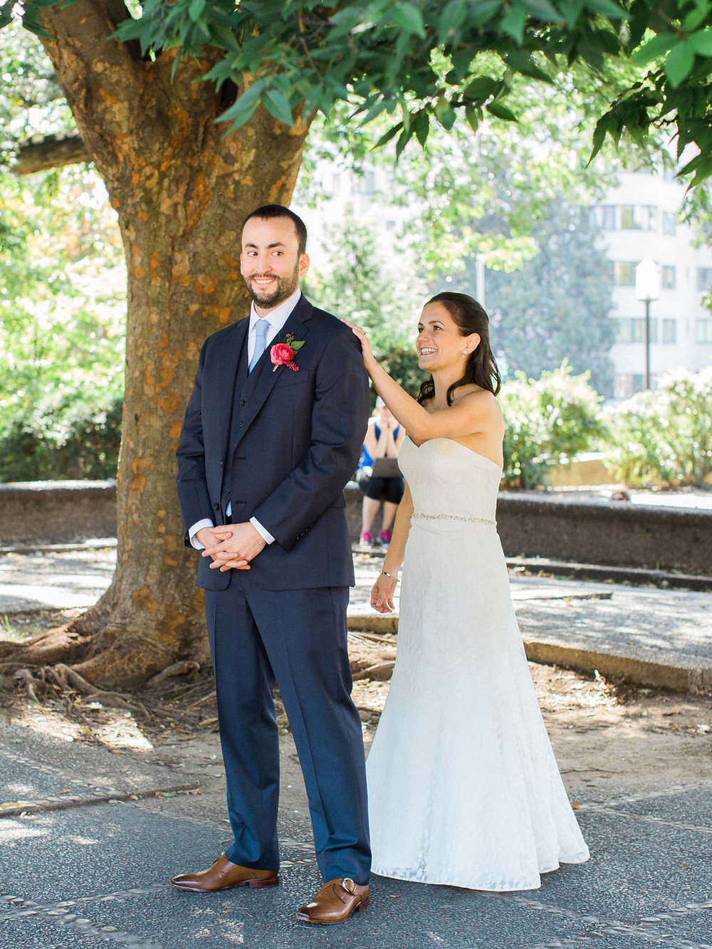 Longview Gallery Wedding Washington DC Lissa Ryan Photography Sincerely Pete Events First Look