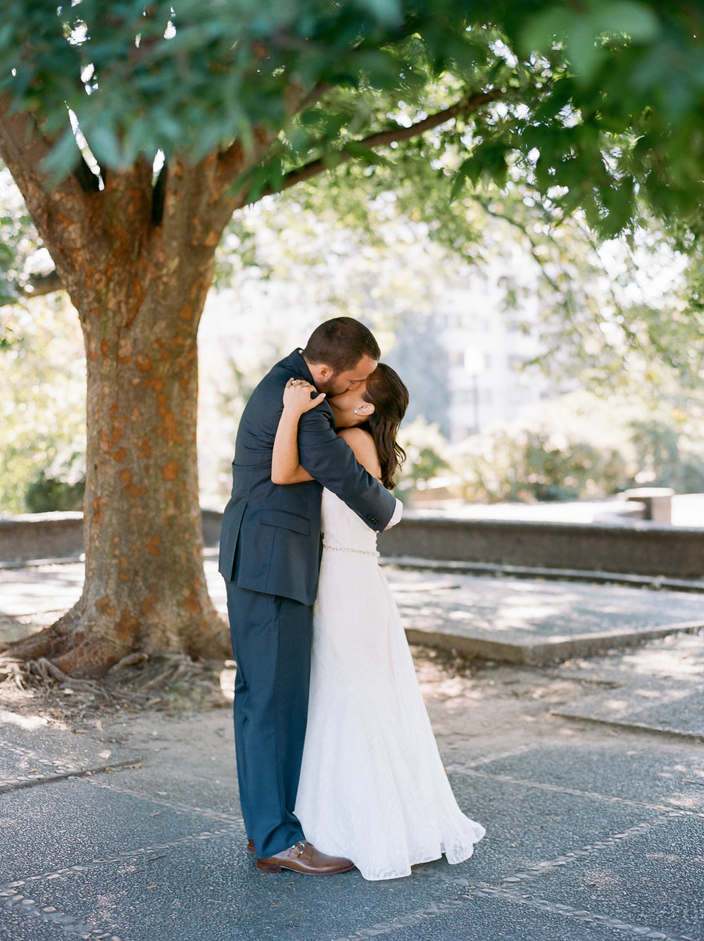 Longview Gallery Wedding Washington DC Lissa Ryan Photography Sincerely Pete Events Couple First Look