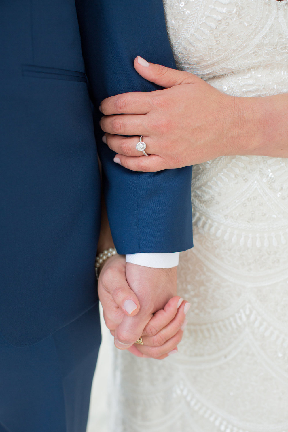 Wedding Ring District Winery Wedding Sincerely Pete Events Olivia Jacob Photography