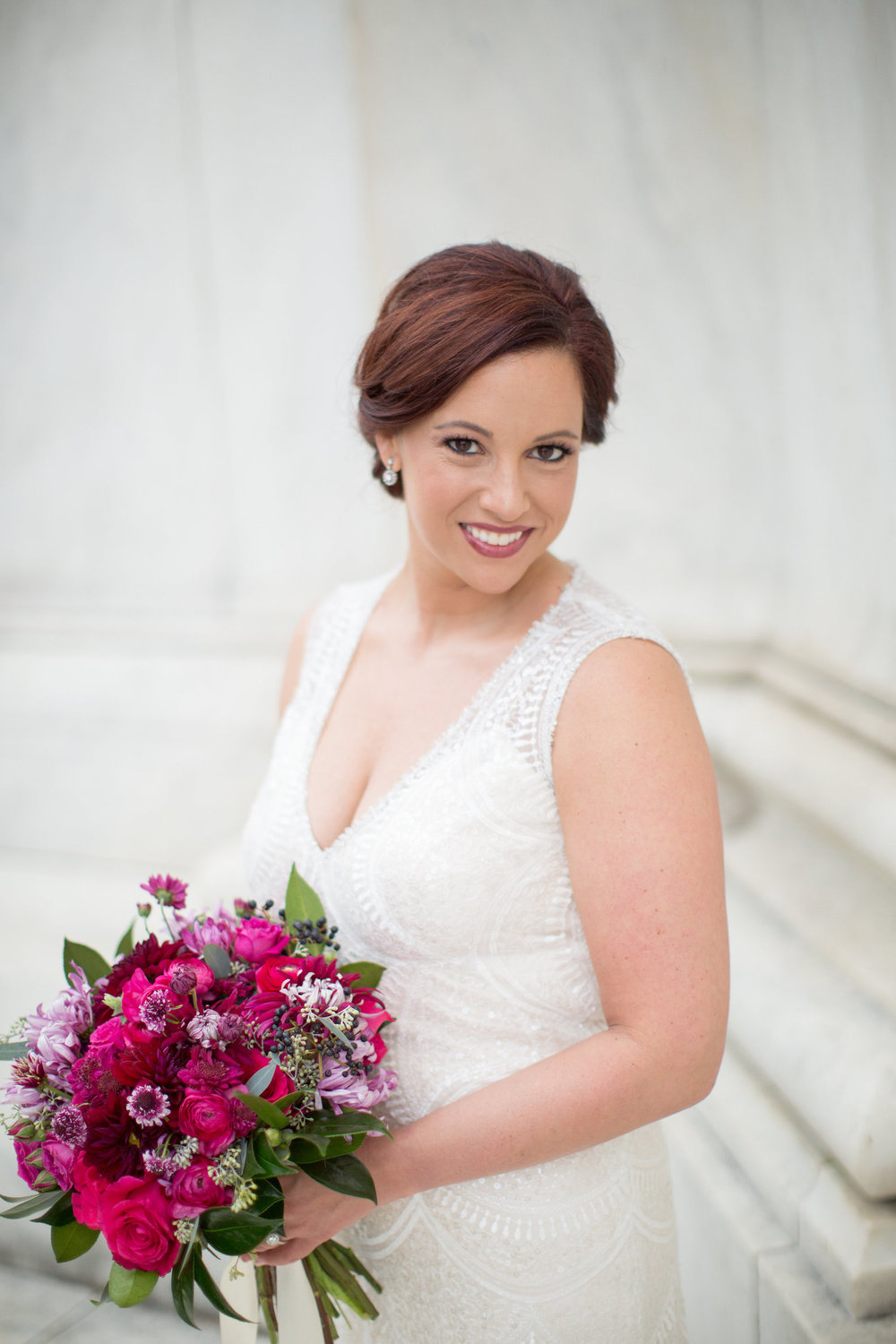 Bridal Portraits District Winery Wedding Sincerely Pete Events Olivia Jacob Photography.jpg