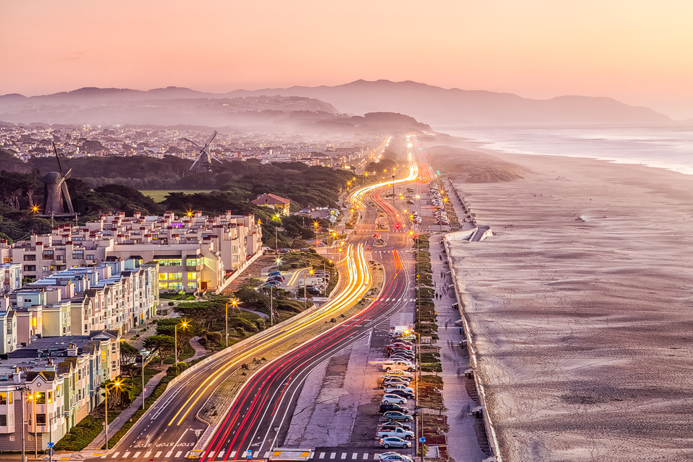 Ocean Beach Drive