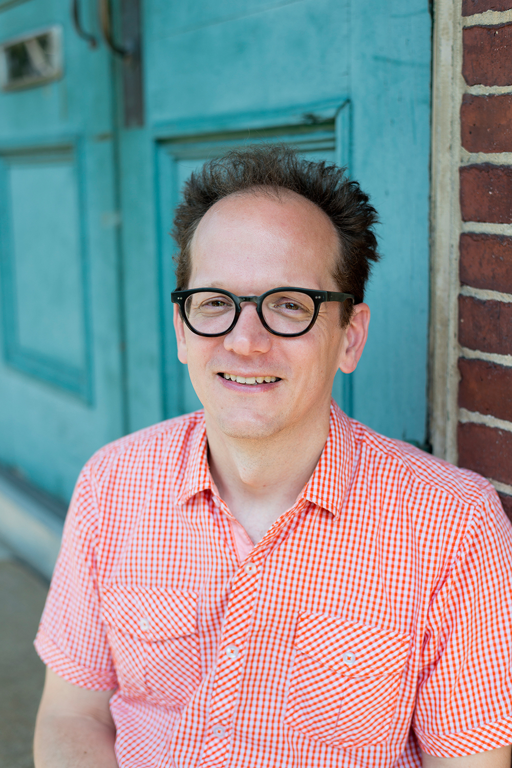 Erik P. Kraft   is an award-winning children's book author and illustrator. He received his MFA in Writing from Vermont College Of Fine Arts in 2000. He draws the comic   Chicken, You're The Greatest!   (which is not actually about chickens) and writes the blog/narrates the podcast   Too Many Chickens!   (which actually is about chickens). He also does things that may or may not be considered comedy, depending on who you ask.   www.erikpkraft.com | www.toomanychickens.com | cytg.tumblr.com
