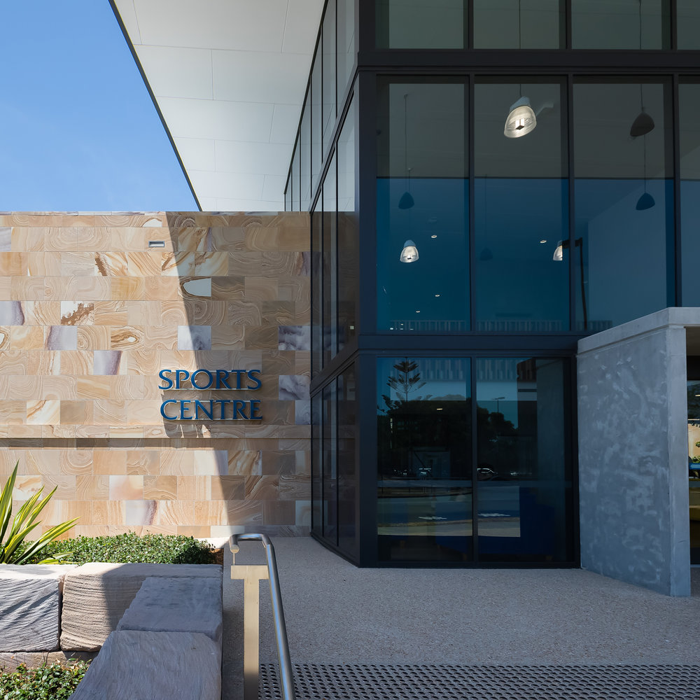 Bond University Sports Centre - Education