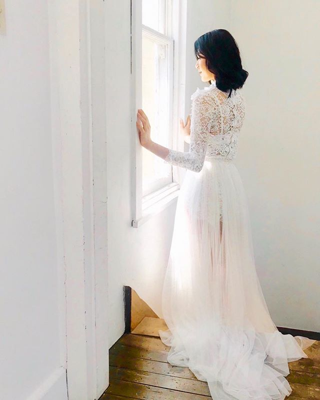 Amazing day shooting @judycopleycouture with the beautiful @pearlditthavong. Hair and mu by super talented @madebeautiful_byngoc. iPhone sneak peek. Can't wait to see film scans. • • • • • #bride #weddingdress #weddingday #bridetobe  #weddingphotography #bridal #weddinginspiration #weddingphotographer #bridetobe #weddings #instawedding #judycopleycouture #weddingideas #markandrewstudios #engaged #weddingplanner #engagement #marriage #filmphotography #bridesmaids #fujifilm  #theknot #weddinggown #weddingphoto #weddingplanning #weddinginspo #brides #bridesmaid #ido #instabride