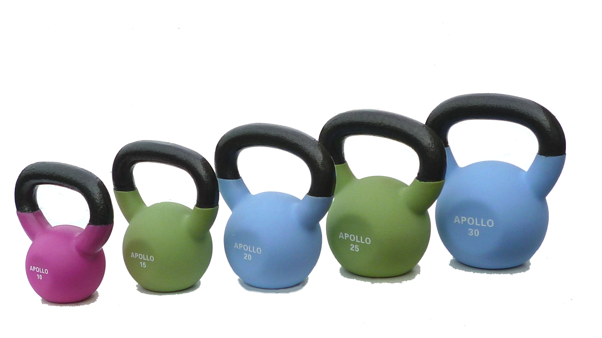 Basically, they are weights that are distributed differently than the traditional dumbbells.