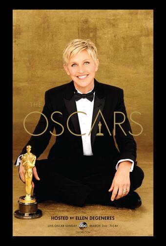 It's Ellen!
