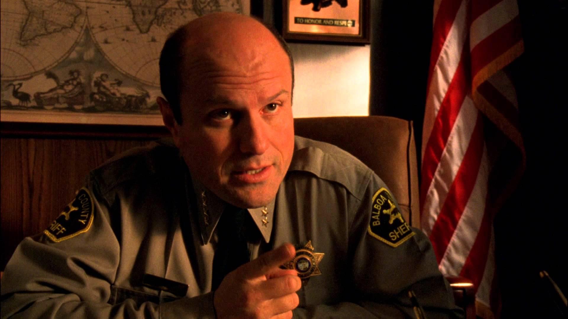 Sheriff Mars!