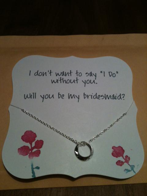 Another cute idea... hmm...