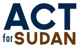Act for Sudan is an alliance of American citizen activists and Sudanese U.S. residents who advocate for an end to genocide and mass atrocities in Sudan. Act for Sudan is dedicated to advocacy that is directly informed by the situation on the ground and by Sudanese people who urgently seek protection, justice, and peace.