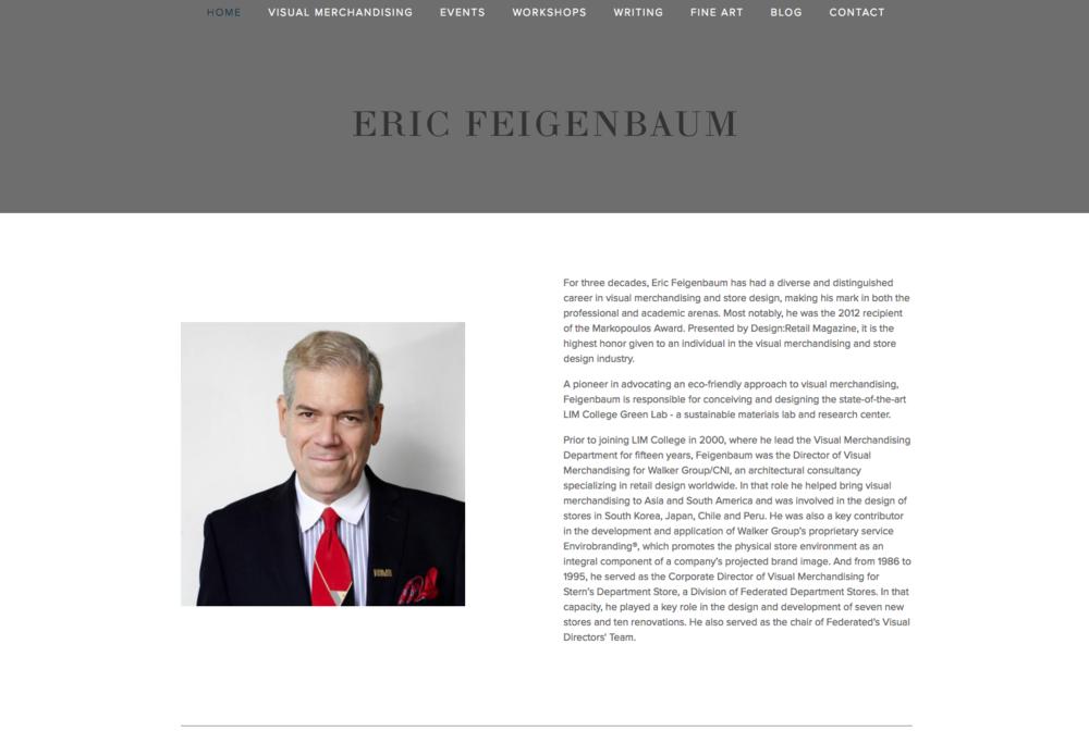 Eric Feigenbaum