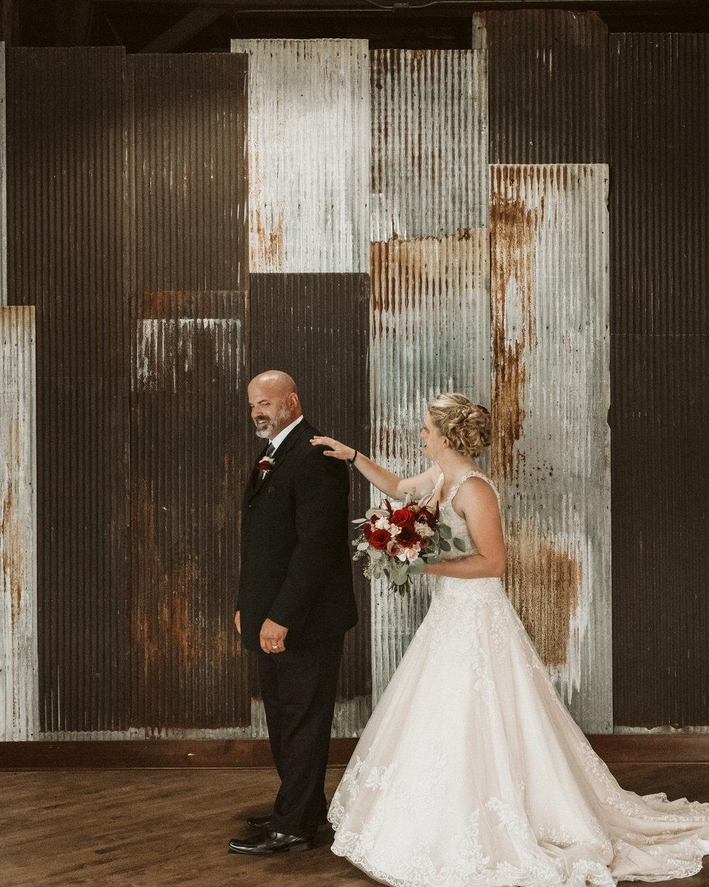 Wisconsin Speedway Wedding Photographer