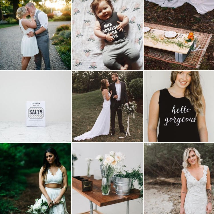 PNW wedding planners, designers, stylists