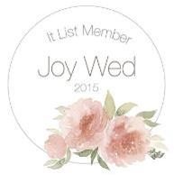 Joy Wed // Bixby + Pine