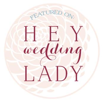 Hey Wedding Lady // Bixby + Pine