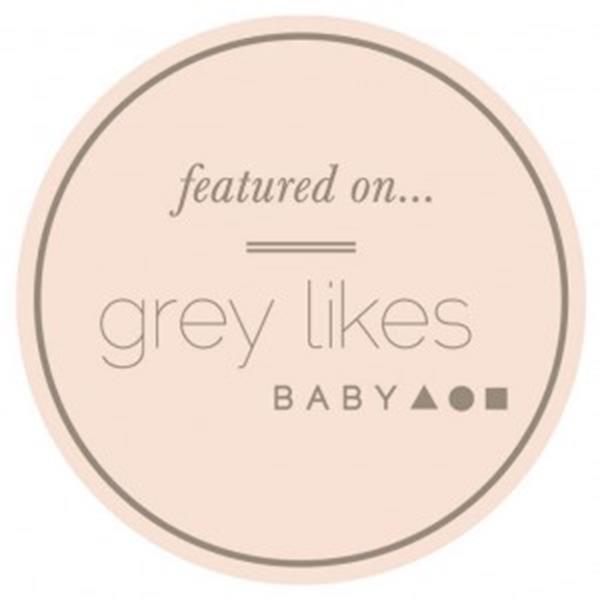 Gray Likes Baby // Bixby + Pine