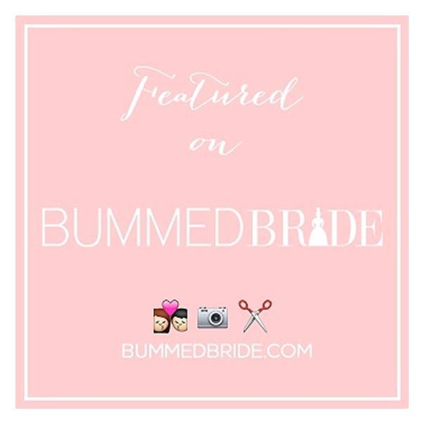 Bummed Bride // Bixby + Pine