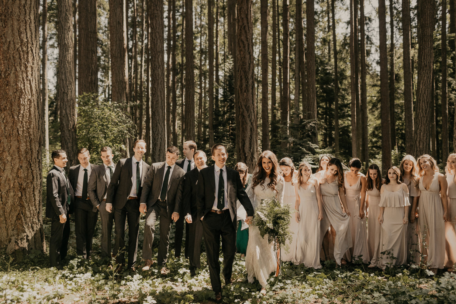 Kitsap Memorial State Park Wedding.Kitsap Memorial State Park Blog Bixby Pine