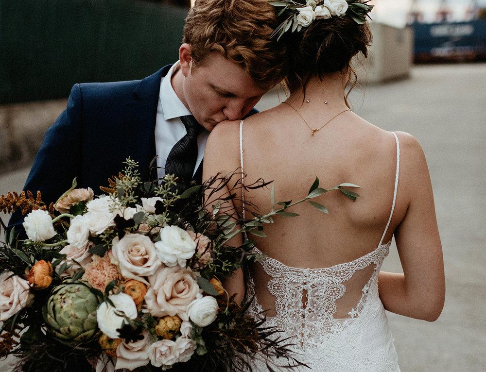 Bixby + Pine Within Sodo Wedding in Seattle Washington