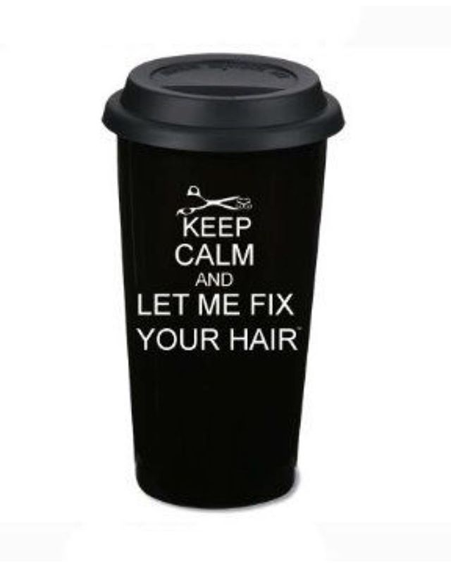 #quote about #hair . Wish i have this mug so i can be motivated to do my hair everyday #chic #trend #fashion #follow #instagram #melbourne #acet #beauty