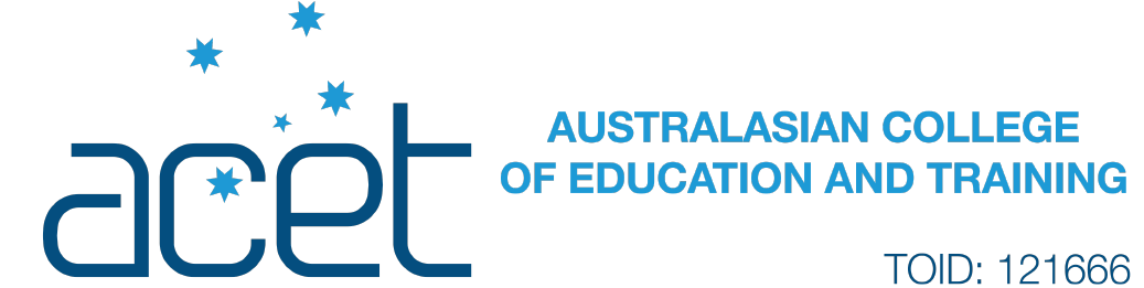 Acet Australasian College of Education and Training