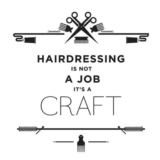 Hairdressing #inspiration . We love our job.