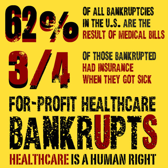 Healthcare for the 99%