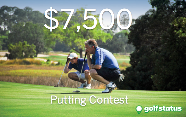 September 30, 2015, starting at 5:00 p.m., at Holmes Golf Course! For qualified GolfStatus users only! Qualifying golfers have been notified by email. If you didn't qualify this time, be sure to remember to use the GolfStatus app when you play. Exclusive rates, rewards, and special events like this one are just a few of the awesome perks available. In conjunction with the event, there will be some awesome local craft beers on tap from Zipline, Empyrean, and Ploughshare. So, if you didn't qualify, come out, play some golf and enjoy some great local craft beers.