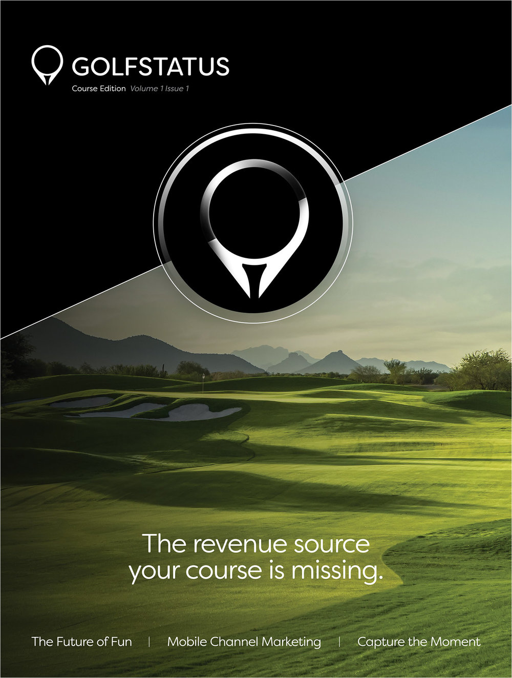 Course Edition Volume 1 Issue 1