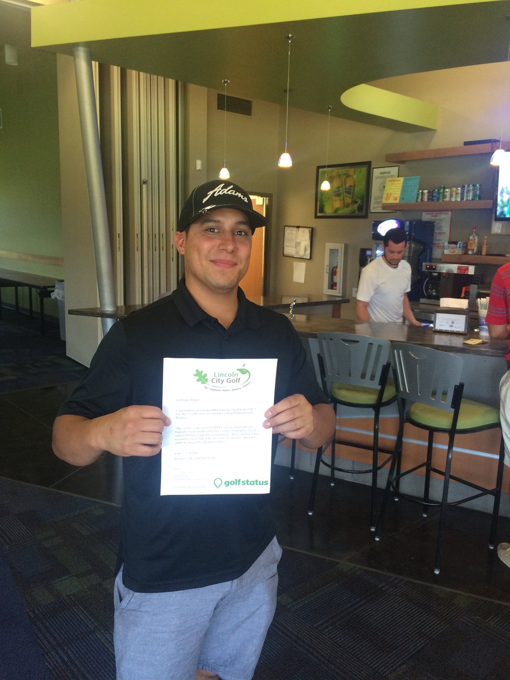 Adam Ambriz - Lincoln City Golf Free Foursome Winner (2).jpg