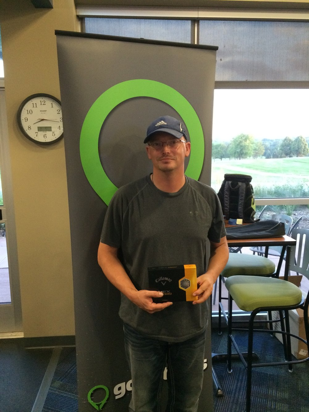 Christopher Lathen - Winner of Home Solutions of Nebraska's Monthly Dozen Golf Ball Sweepstakes (July).JPG