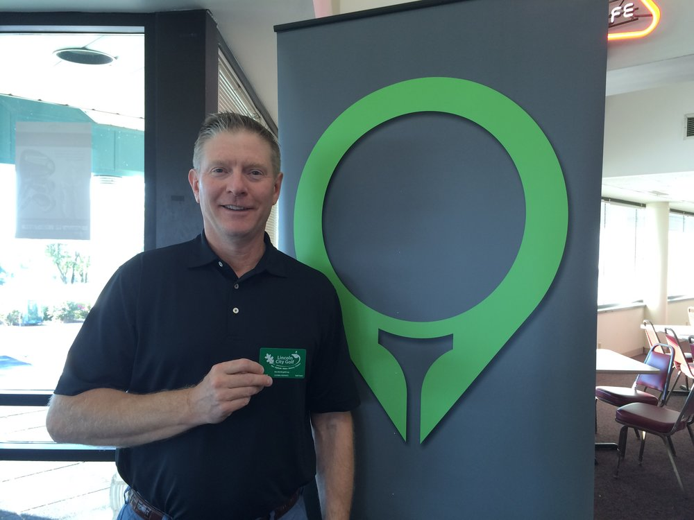 Dr. Rex Largen - Lincoln City Golf Monthly Membership Winner.JPG