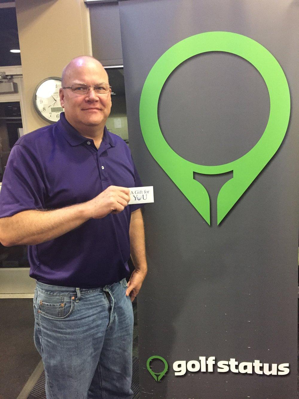 John Vannoy - Austad's Personal Best $50 Gift Card Winner.JPG