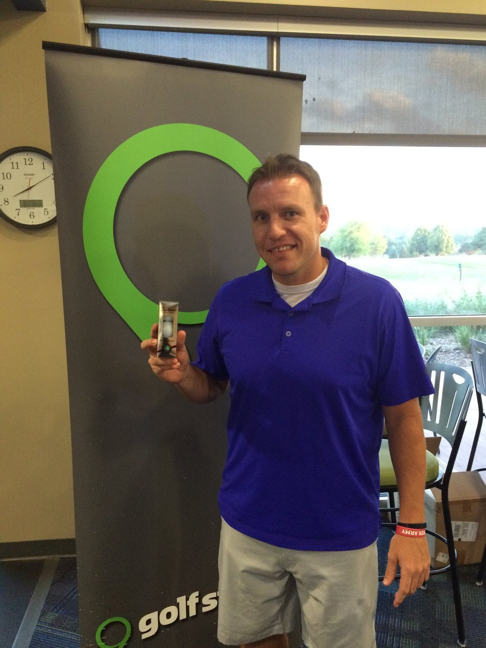 Josh Tanner - GolfStatus's July Points Leaderboard Winner.JPG