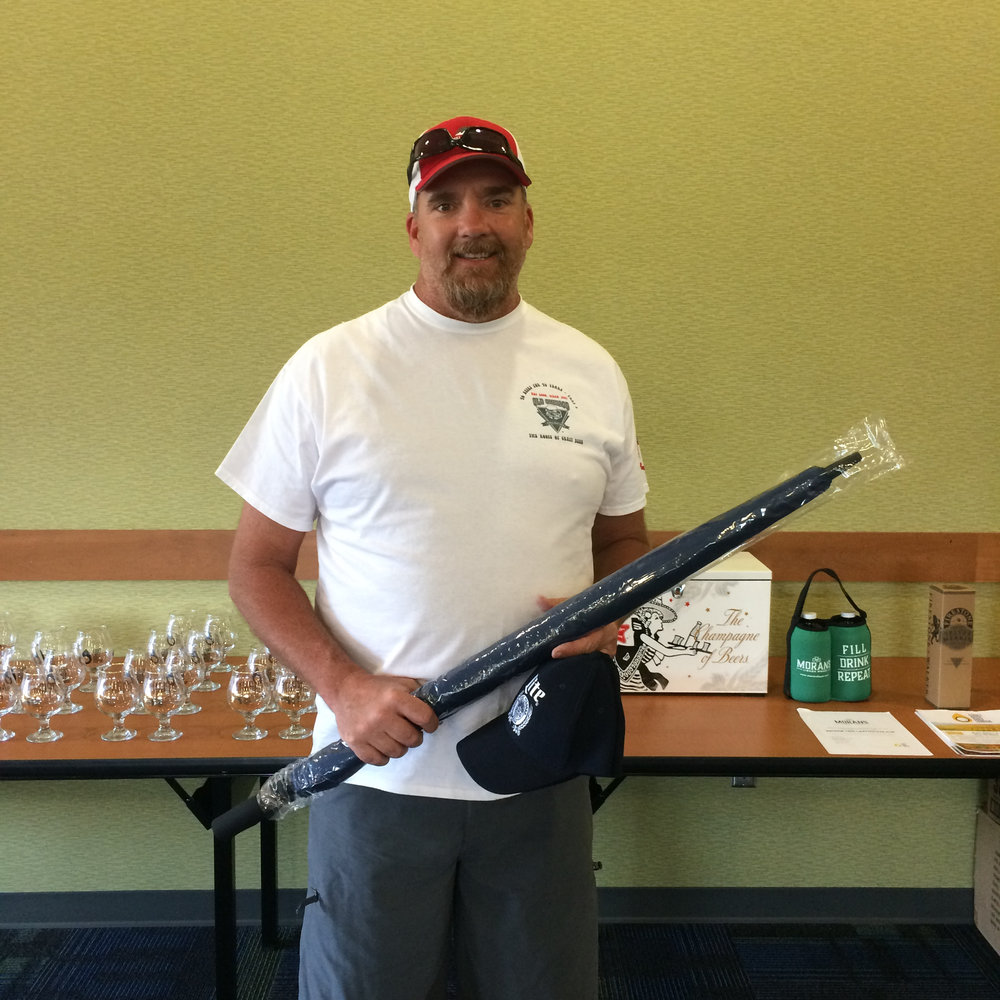 Jim Bober - K&Z Distributing's Miller Lite Umbrella and Hat Winner.jpg