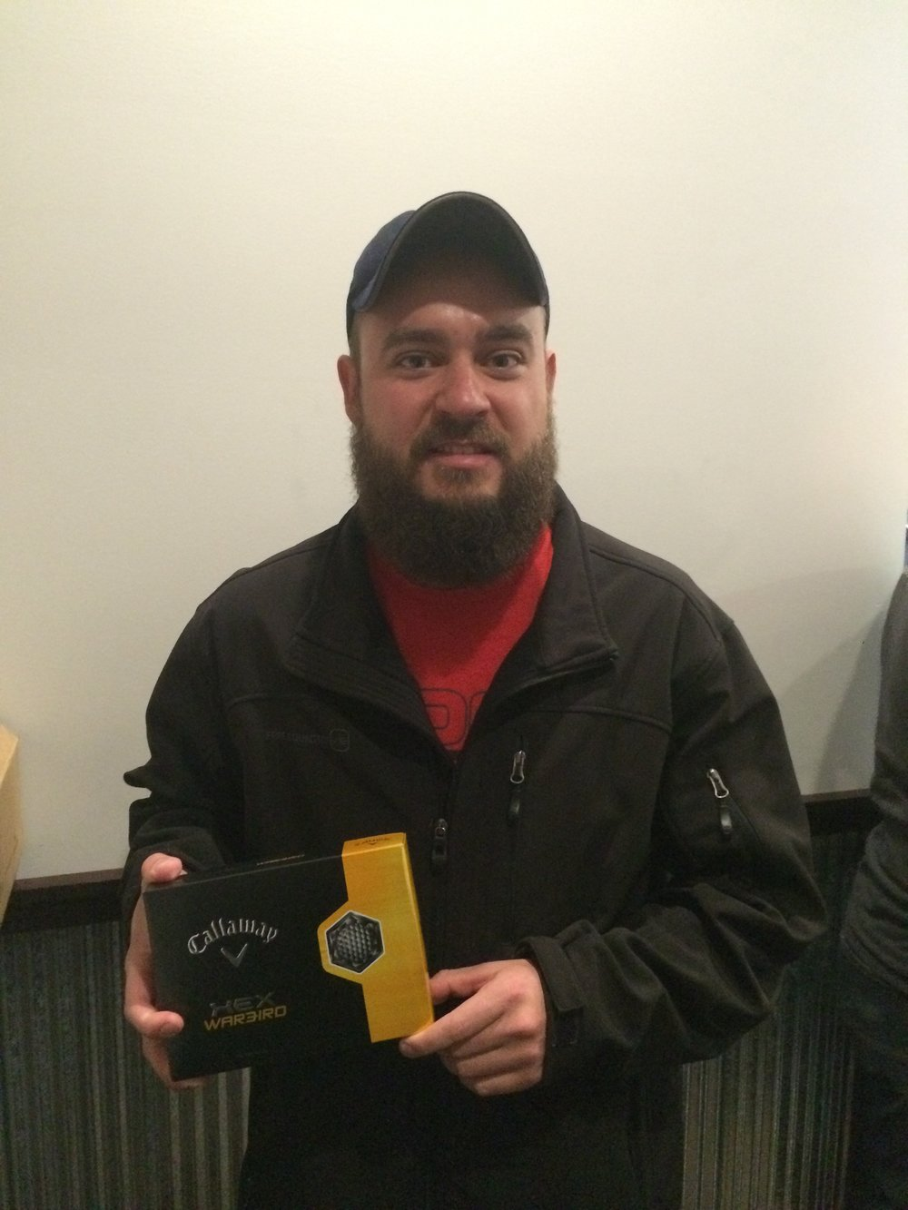 Justin Seidler - Home Solutions of Nebraska's Monthly Dozen Golf Ball Giveaway Winner.JPG