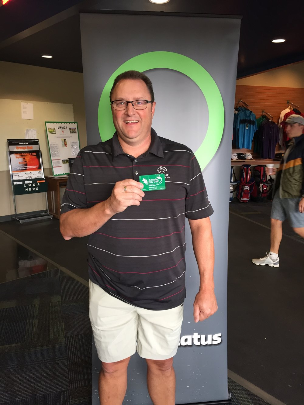 Kevin Karasiuk - Lincoln City Golf Free Membership Winner.JPG