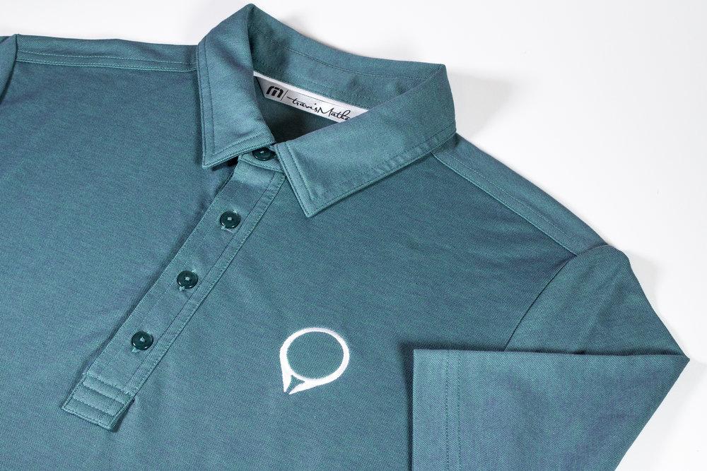 GolfStatus polo by TravisMathew  Spruce Green | $70