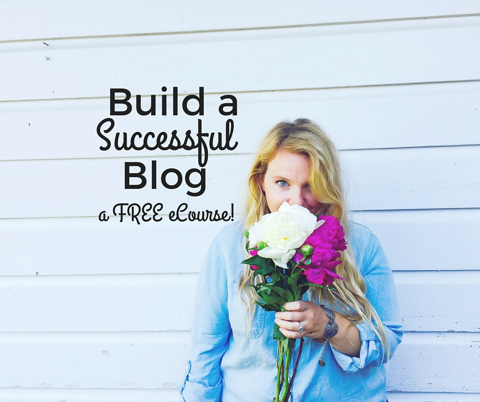 Learn the secrets to creating a successful blog. Click here for the FREE course!