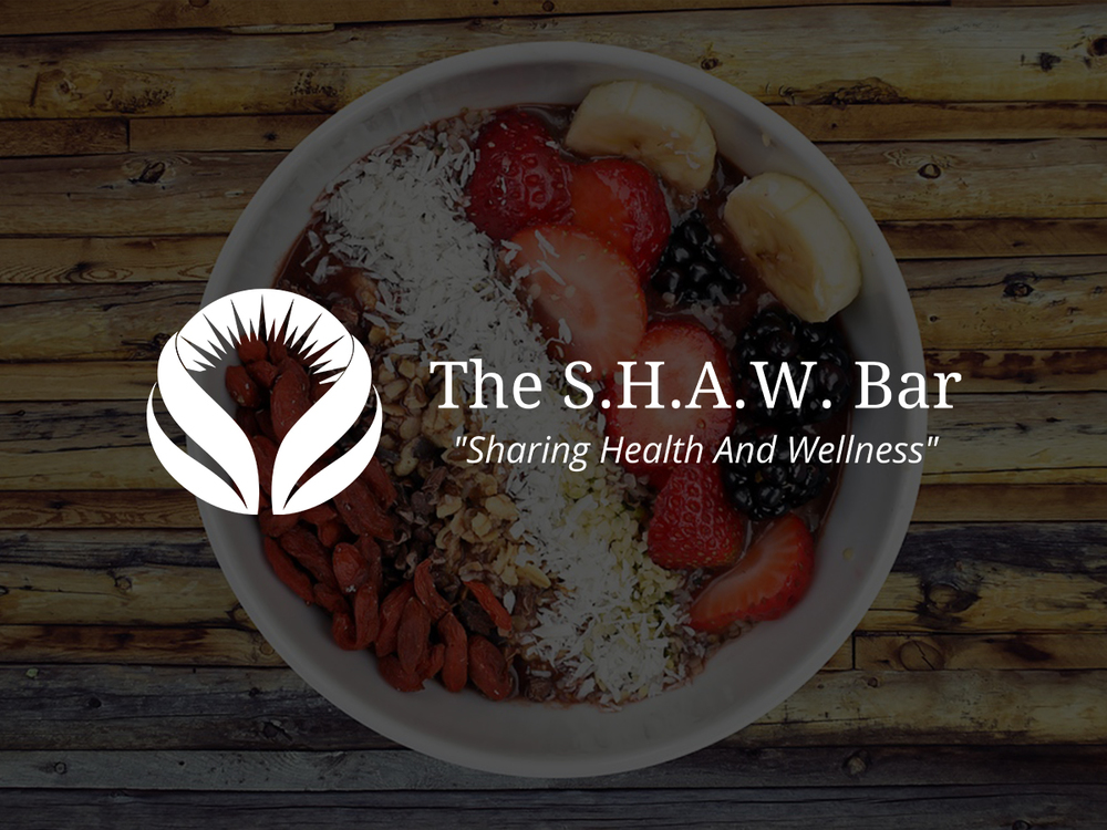 The Shaw Bar  Event RSVP Website Design | Event Collateral Design | Content Development