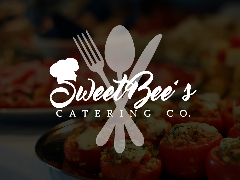 Sweet Bee's Catering Co.   Logo Mark Development | Rebrand | Brand Strategy | Collateral Design