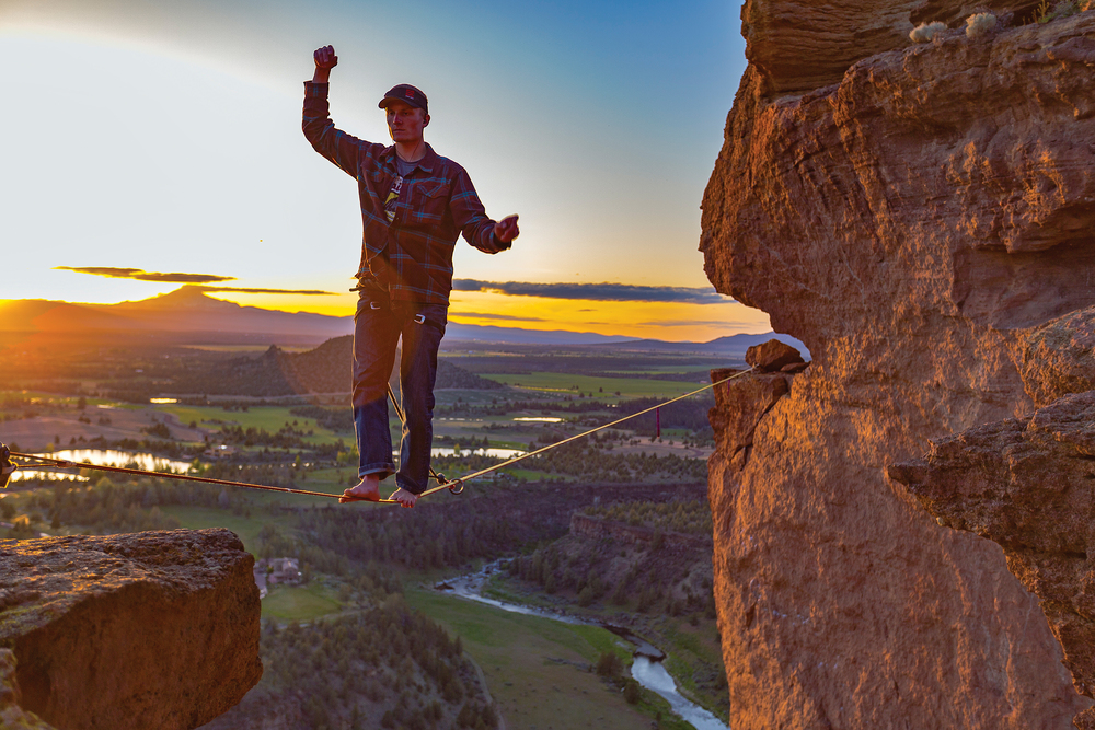Nick Braun / Smith Rock State Park