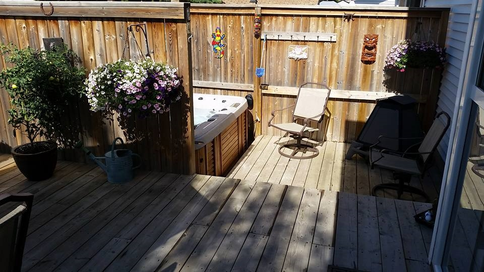 Sherwood Park - Deck