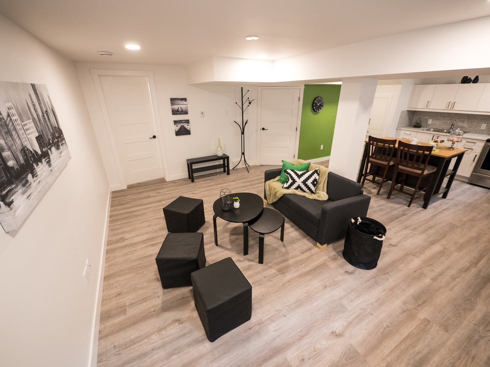 Edmonton Legal Basement Suite